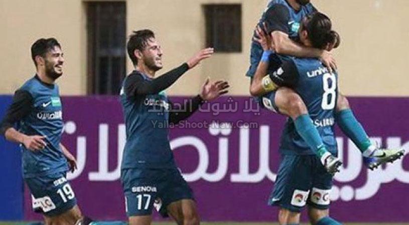 إنبي يتغلب على المقاولون العرب بهدفين لهدف في الجولة 16 من الدوري المصري