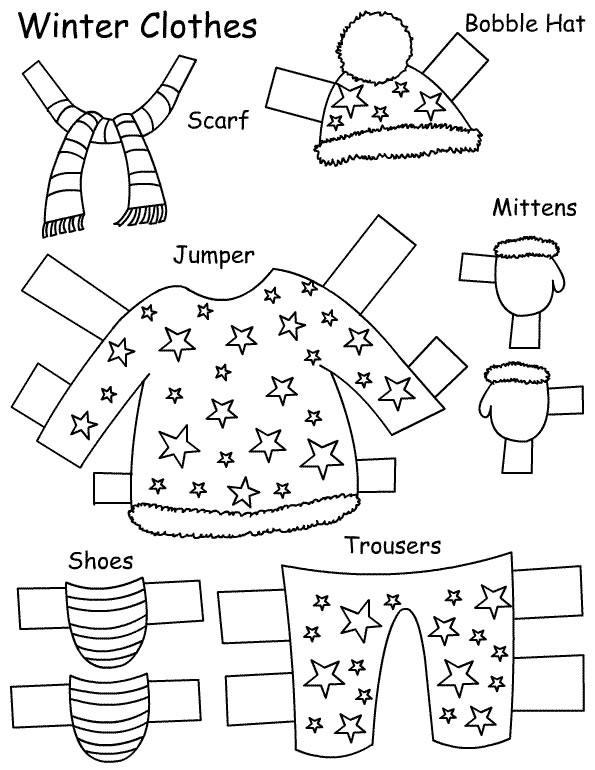 LAS ÁREAS EDUCATIVAS EN EDUCACIÓN INFANTIL: La ropa