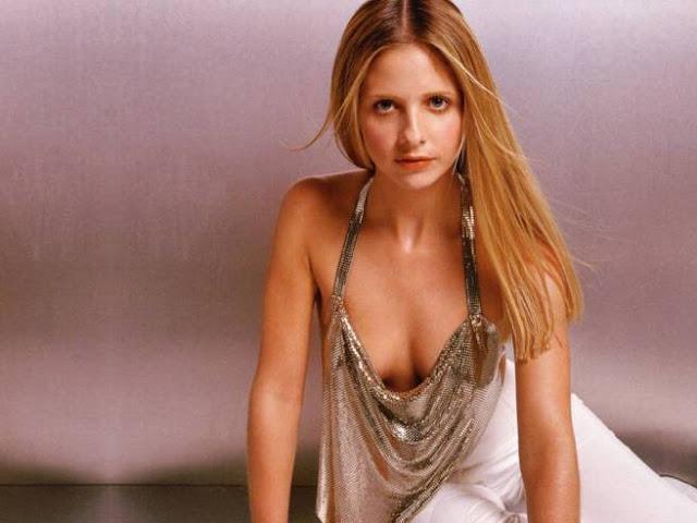 buffy ca%25C3%25A7adora vampiros Gata   Buffy a caçadora de vampiros