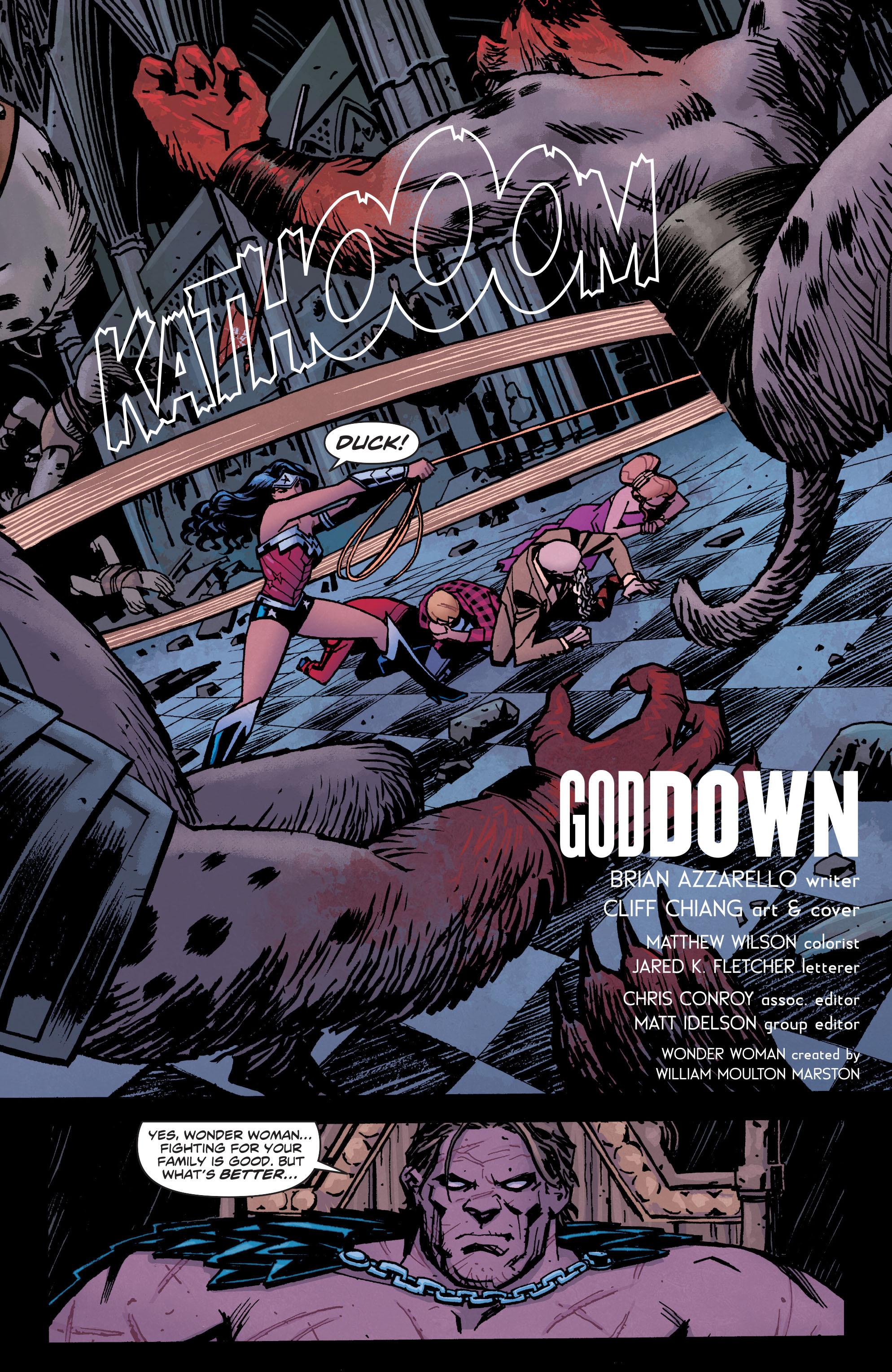 Read online Wonder Woman (2011) comic -  Issue #23 - 3