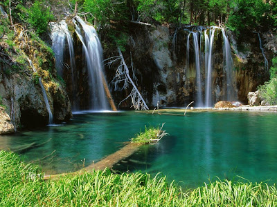 Waterfall Normal Resolution HD Wallpaper 12