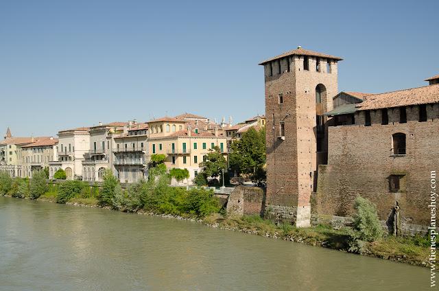 Visitar Castelvecchio Verona viaje Italia
