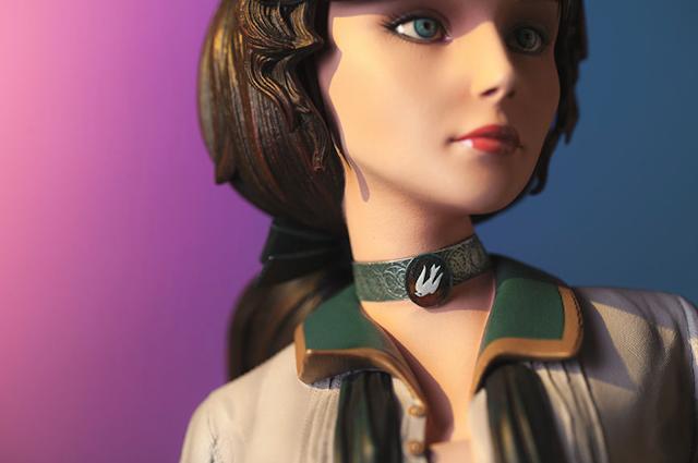 Presentada la figura de Elizabeth, protagonista de BioShock Infinite