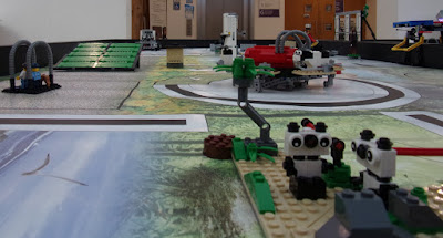 portsmouth university lego league regional finals