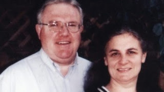Bruce Hales is the worldwide leader of the Exclusive Brethren, pictured with his wife Jennifer.