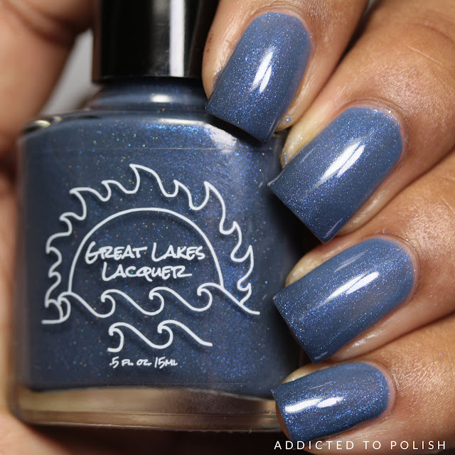 Great Lakes Lacquer Fade to Winter