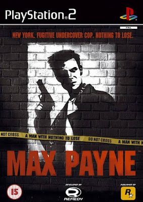 Max Payne 2002 PS2 PAL Spanish