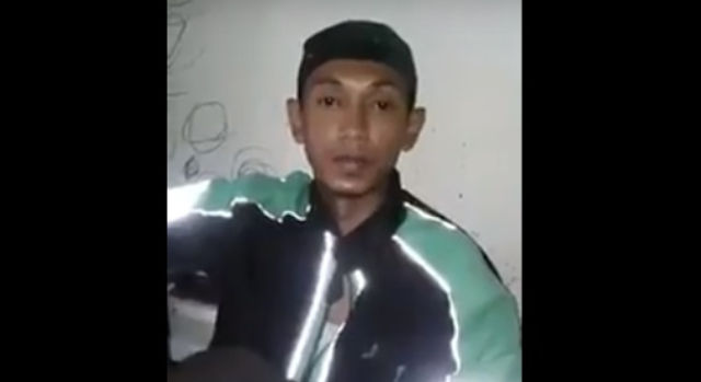 Viral, Driver Ojek Online Ini Tantang Ust Abdul Somad Debat Terbuka