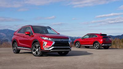 Introduce The New Mitsubishi Eclipse Cross 2017