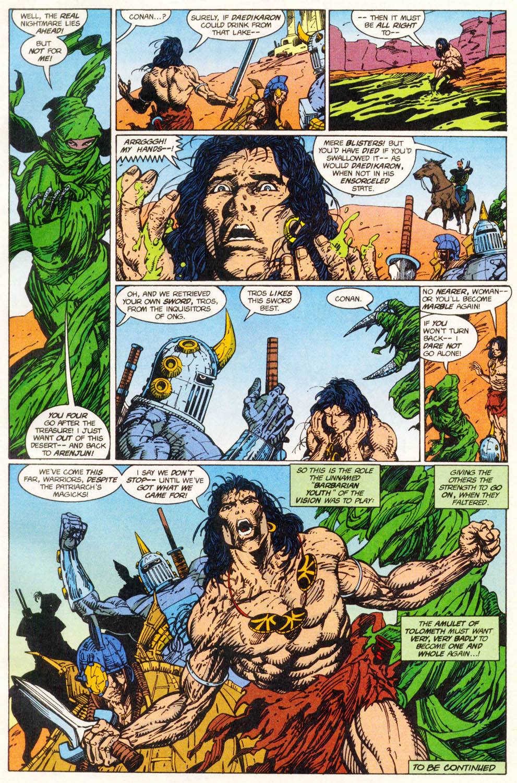 Read online Conan the Adventurer comic -  Issue #12 - 18