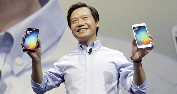 Vị trí 'Người giàu nhất Trung Quốc' có thể là nhà sáng lập Xiaomi
