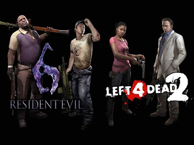 Crossover RE6+L4D2