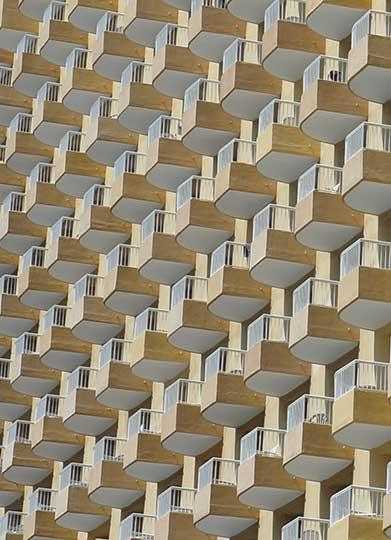 abstract, geometric, photography, urban photography, contemporary, patterns, Sam Freek, hotels, Spain, Europe,