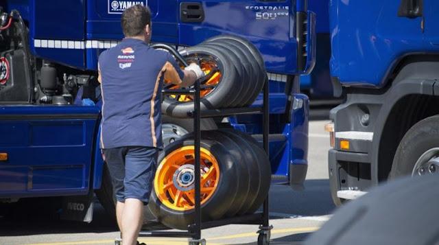 3 Balapan dalam 3 Pekan, Michelin Siapkan 4.000 Ban