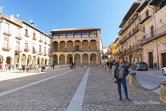 Plaza Mayor de Sigüenza
