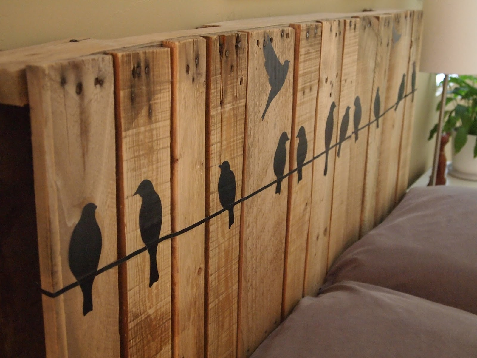 Cathey with an E: Pallet Love - The Finished Product