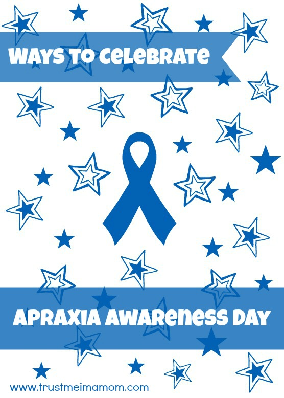 Fun Ways to Celebrate Apraxia Awareness Day