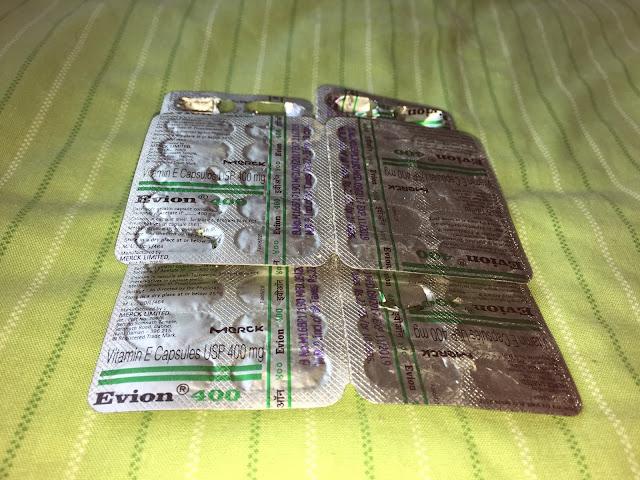 Evion 400 Capsules