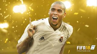 FIFA 18 Cover Wallpaper