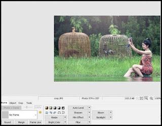Cara Merubah Ukuran Foto Menjadi 3x4 dengan photoscape 3