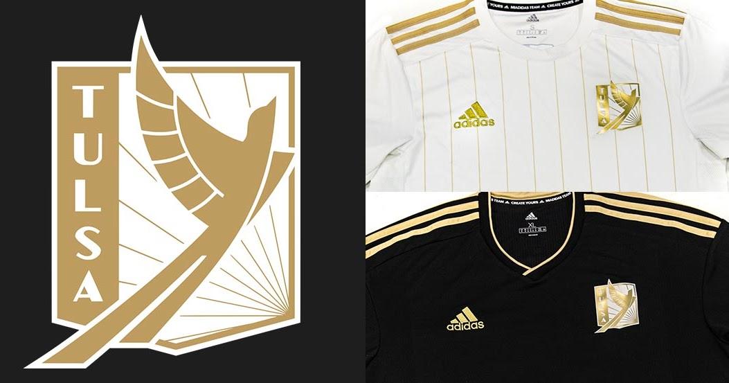 Stunning Adidas FC Tulsa 2020 'City' & 'State' Kits