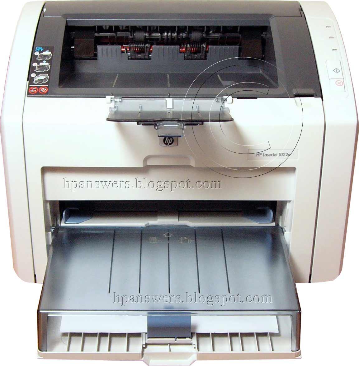 принтер hp до 1022 драйвер скачать для windows