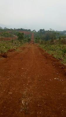 Rute ke lokaso Lantaburro  Karya Mekar Cariu Bogor - Tanah-dijual-murah-Bogor
