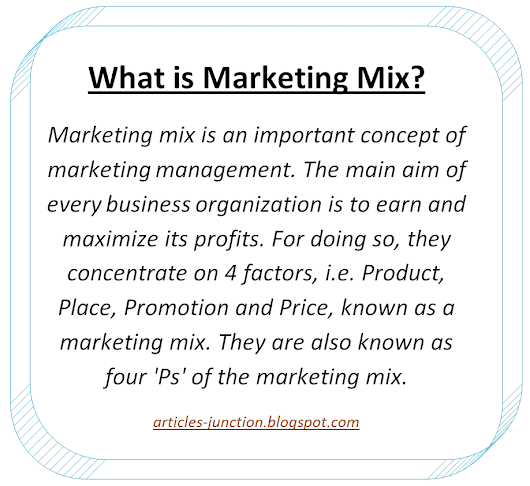 explain the role of promotion within the marketing mix for a selected organisation Marketing communication functions within a marketing role in the promotional mix is becoming more changes in marketing and promotion in the.