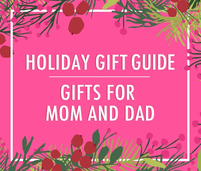monogram gifts for parents