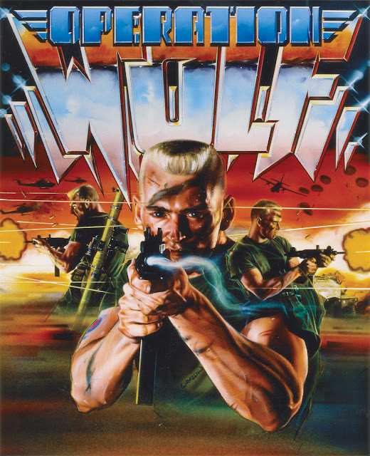 Operation Wulf - Bob Wakelin