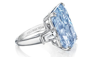 £20 Million to Be Raised by Cullinan Dream Blue Diamond at Auction