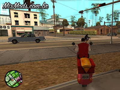 sidemission pizza gta sa