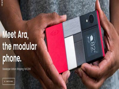 google模組化手機