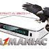 Américabox S205 Atualização V2.25 - 08/11/2018