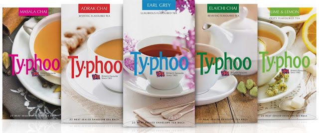 Typhoo celebrates flavourful teas this National Tea day