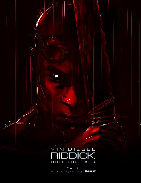 Riddick - Fear the Dark | A Constantly Racing Mind