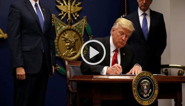 Trump travel ban: What's in the new executive order? [VIDEO]