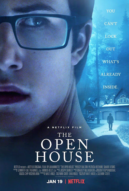 The Open House (2018) ταινιες online seires oipeirates greek subs