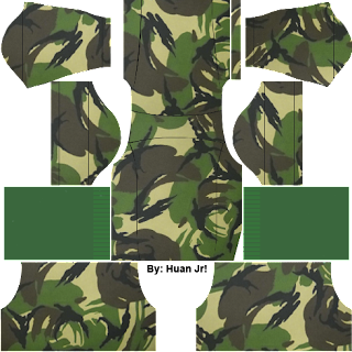 baju tentara dream league soccer 2016