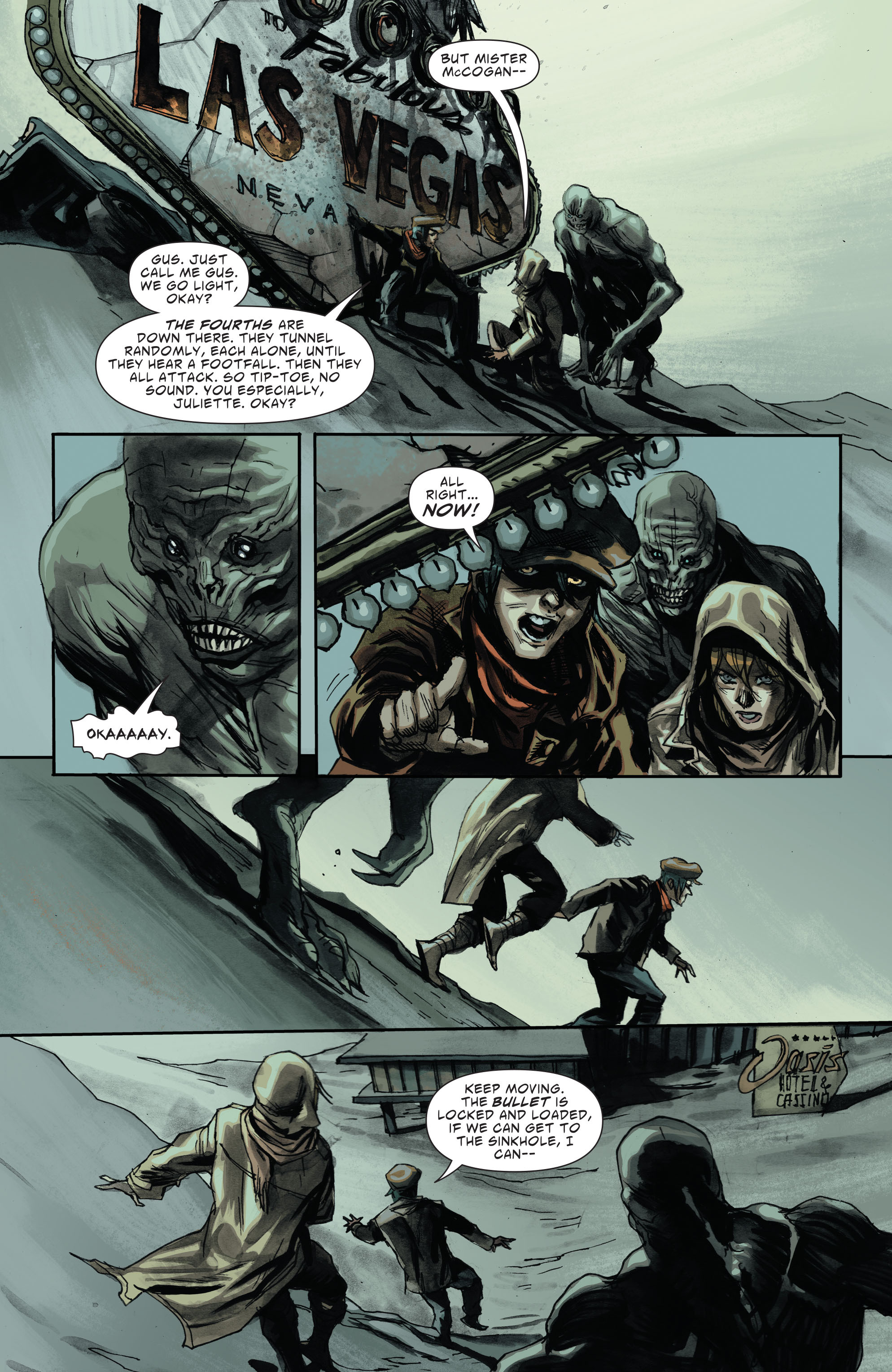 Read online American Vampire: Second Cycle comic -  Issue #9 - 3