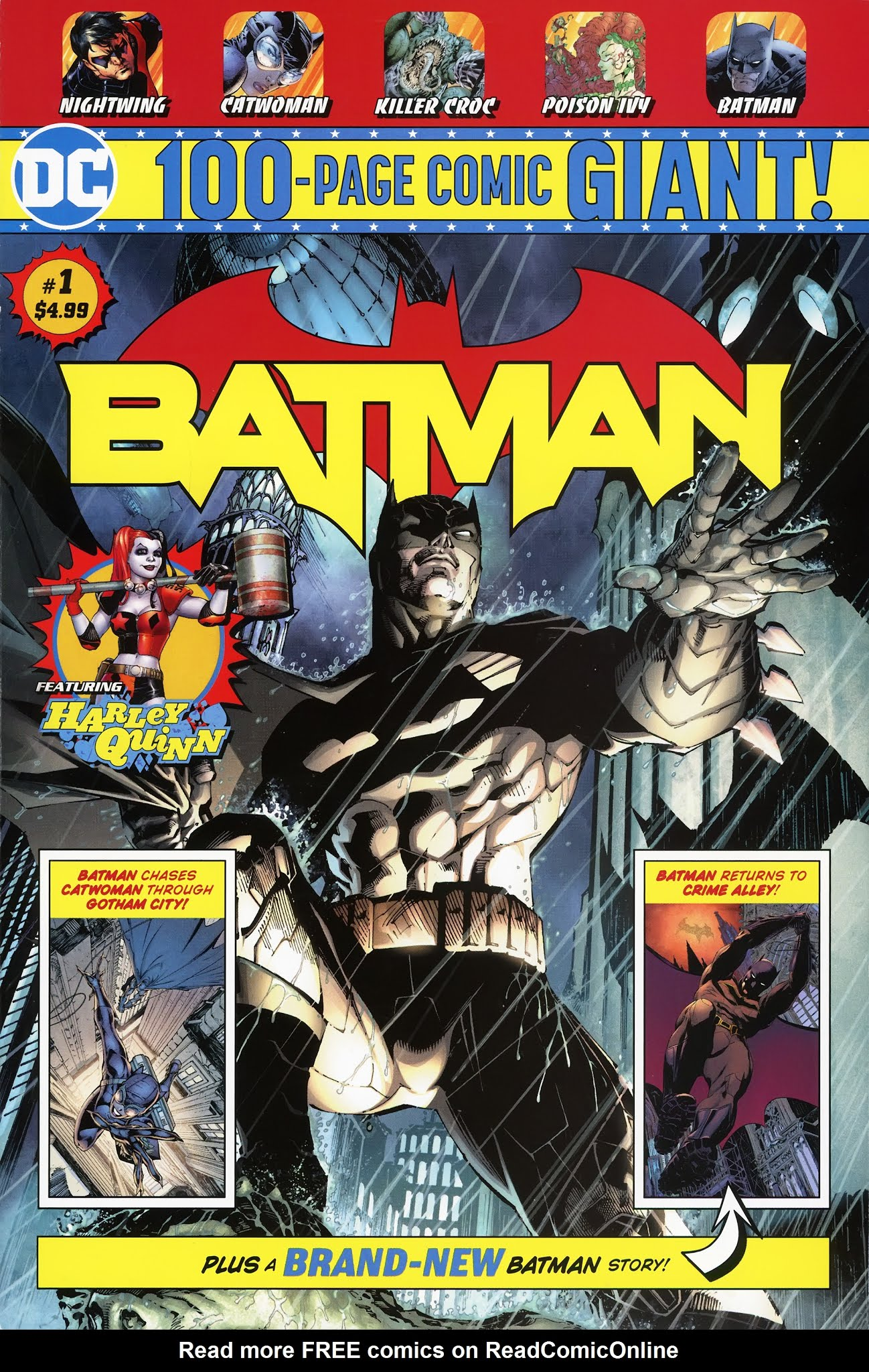 Arte Read Online Batman Giant 1 Read Batman Giant Issue 1 Online