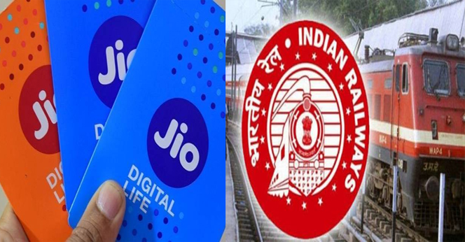 Reliance-Jio-Is--New-Service-Provider-To-Indian-Railway
