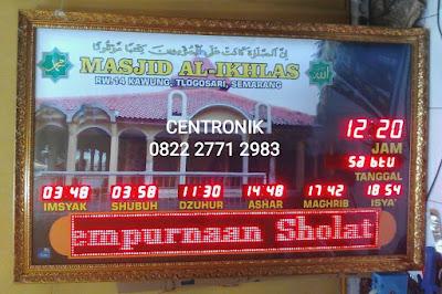 jam digital masjid, jam digital masjid semarang, jam masjid semarang, harga jam masjid semarang, jual jam masjid di semarang, tko jam masjid di semarang, pesan jam masjid semarang,