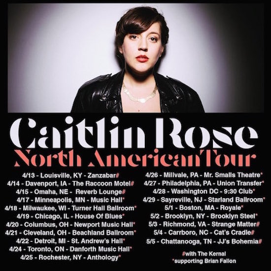 Caitlin Rose @ Danforth Music Hall, April 24