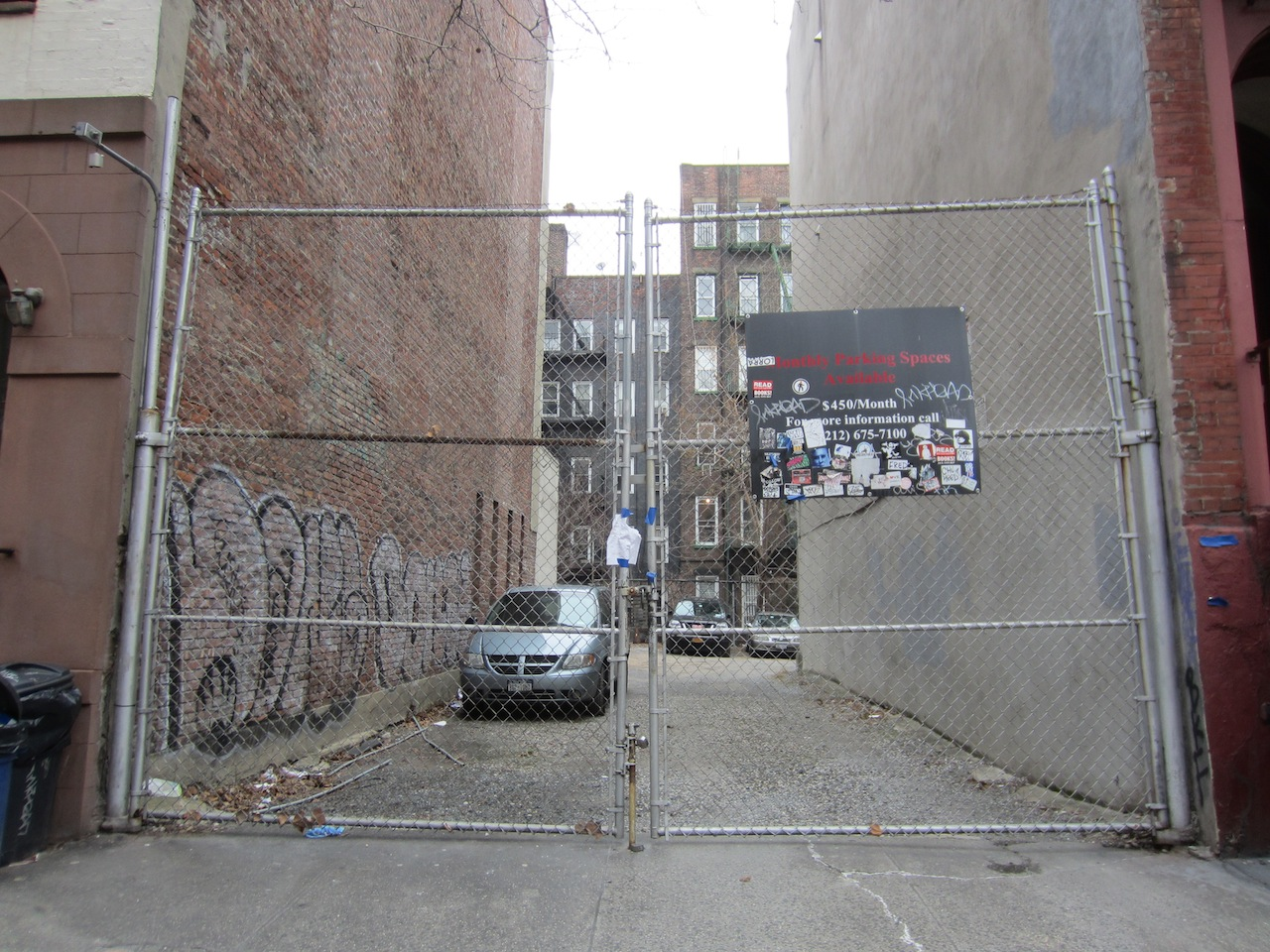 Ev Grieve A Look At The Dwindling Number Of East Village Lots