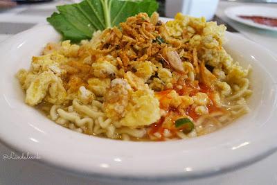 Menu Makanan Grand Sahid Jaya Hotel Jakarta Review