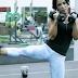 Dica de exercício para trabalhar o corpo inteiro | Atleta Andreia Brazier