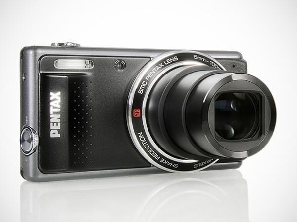 Pentax Optio VS20 Pocket Camera