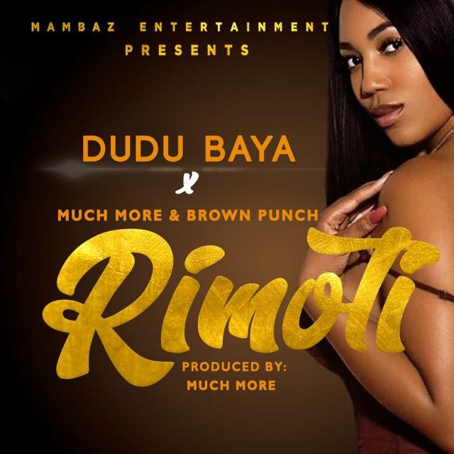 Dudu Baya Ft Brown Punch & Muchmore - Rimoti