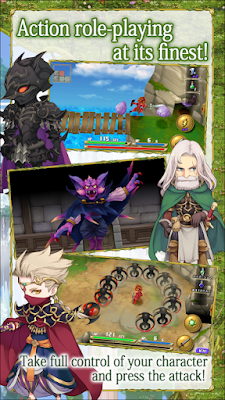 Adventures of Mana v1.0.0 Full Mod Apk + Data Unlimited Money